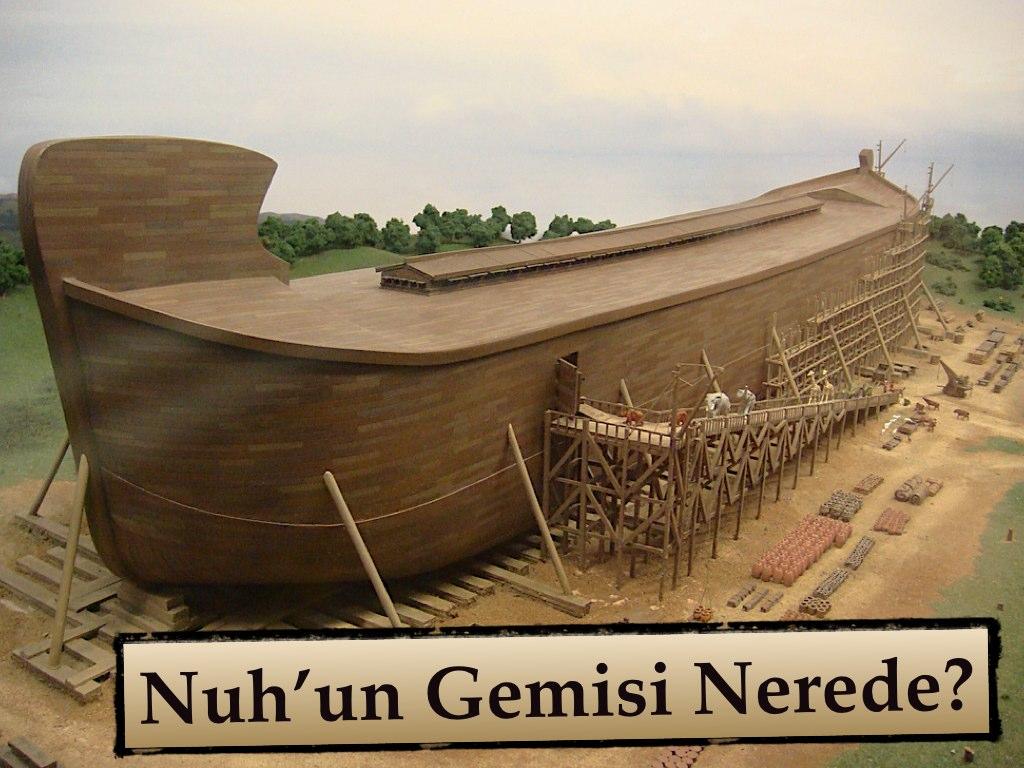 Yaratılış ve Tufan.005